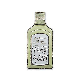 Let the Party Be Gin Paper Party Napkins x 12 Christmas