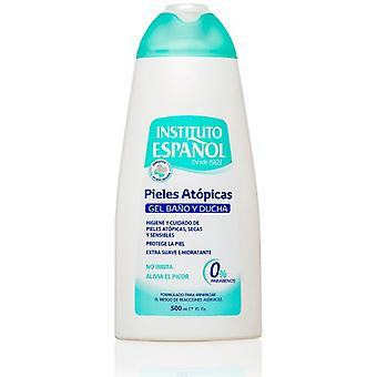 Instituto Español Bath and Shower Gel for Atopic Skin 500 ml