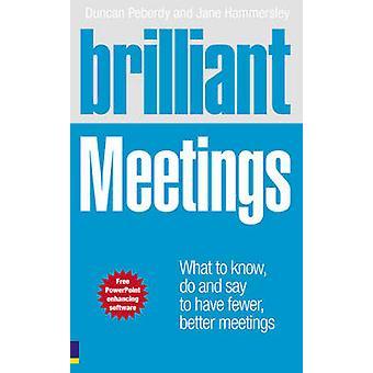 Brilliant Meetings by Duncan Peberdy
