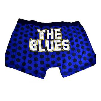 Chelsea FC Official Childrens Boys Football Boxer Shorts