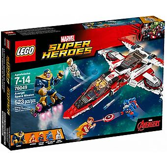 LEGO 76049 Avenjet Space Weltraum-mission