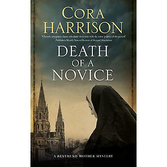 Death of a Novice by Harrison & Cora