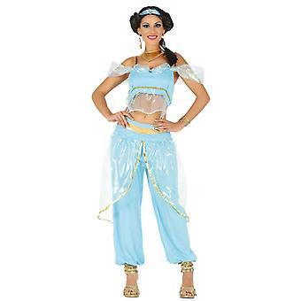 Womens Princess Of The Desert Fancy Dress Costume