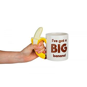 BigMouth Inc. Big Banana Mug
