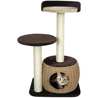 Ica Zen Scraper 2 Altu + Gatera (Katten , Speelgoed , Krabpalen)