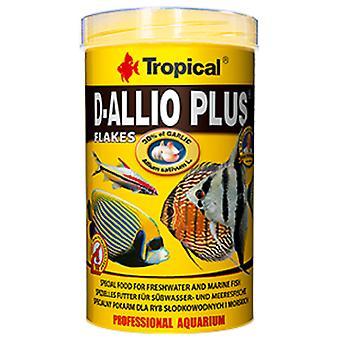 Tropical D-Allio Plus 1000 Ml (Fish , Food , Warm Water)