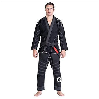 Gr1ps armadura big-g bjj gi svart