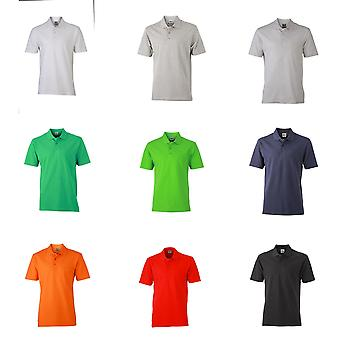 James and Nicholson unisexe base Polo Shirt