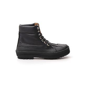 Jacquemus 194fo1219474990 Dames's Black Leather Enkellaarsjes