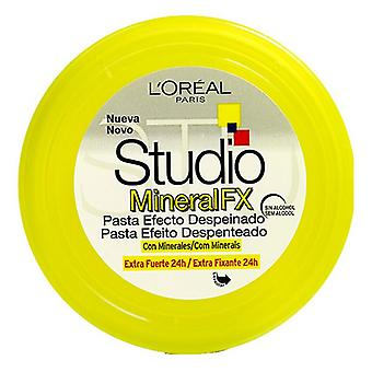 Strong Hold Cream Mineral Fx L'Oreal Expert Professionnel (75 ml)