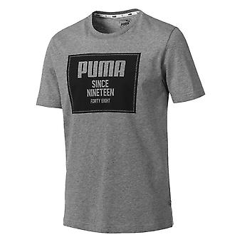 Puma Rebel Block Basic Tee 85239503 universale summer men t-shirt
