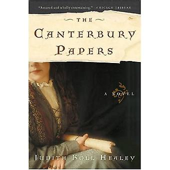 Canterbury Papers The by Healey & Judith Koll