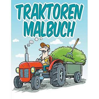 Traktoren Malbuch Malbuch Fr Kinder by Avon Coloring Books