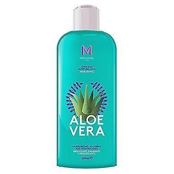 Lotion hydratante après Sun Aloe Vera Mediterraneo Sun (200 ml)