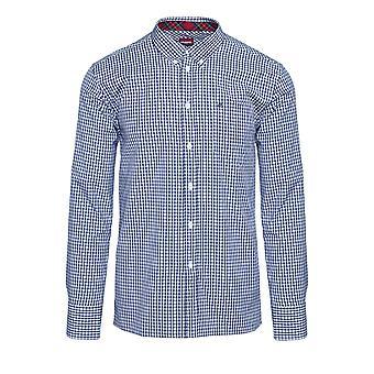 Japster Gingham Cotton Shirt