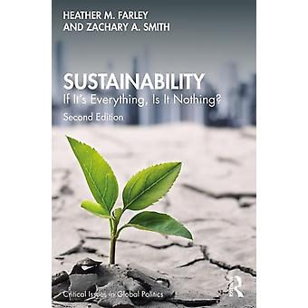 Sustainability by Heather M Farley
