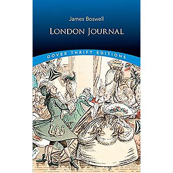 London Journal by James Boswell - 9780486828497 Book