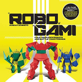 Kit Robogami par Muneji Fuchimoto