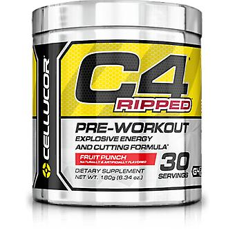 Cellucor C4 Ripped 18 gr