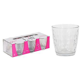 Készlet szemüveg LAV Új Artemis 270 ml Crystal (Pack 6)