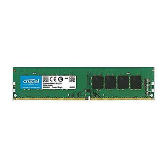 Crucial 4Gb Ddr4 Desktop Memory Pc4 21300 2666Mhz