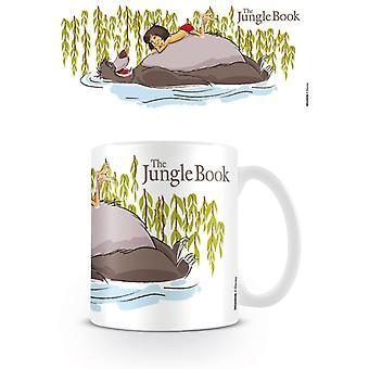 Jungle Book Float Mowgli & Baloo Kubek