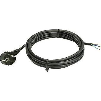 as - Schwabe 70802 Akım Kablo Siyah 10.00 m