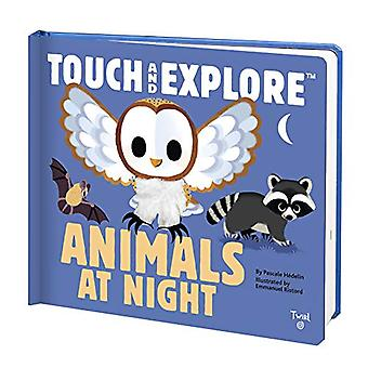 Touch and Explore - Animals at Night by Pascale Hedelin - 978240801598