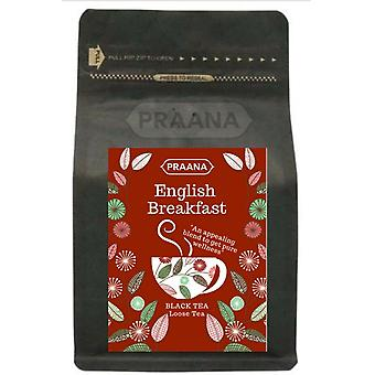 Praana Tea - English Breakfast Loose Tea- 100g