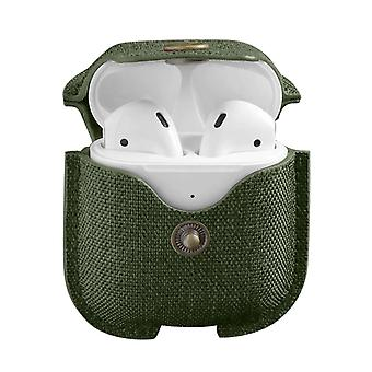 Case for AirPods with Shockproof, Anti-scratch By Twelve South - Green