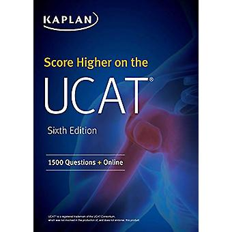 Score Higher on the UCAT - 1500 Questions + Online by Kaplan Test Prep