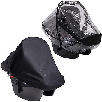 Phil & Teds Alpha Car Seat Universal Sun and Storm Cover