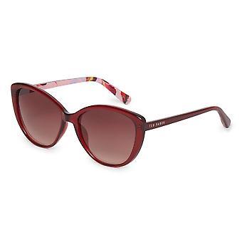 تيد بيكر جاز TB1537 200 بورجوندي / براون التدرج النظارات الشمسية