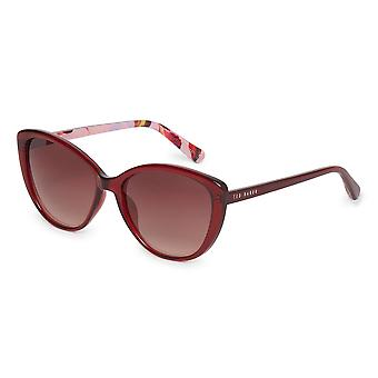 Ted Baker Jazz TB1537 200 Burgundy/Brown Gradient Sunglasses