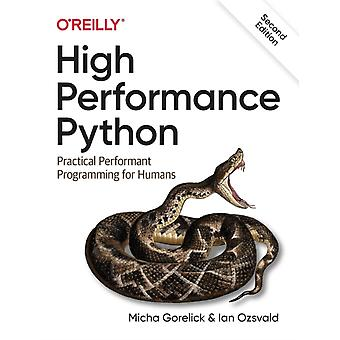 High Performance Python by Gorelick & MichaOzsvald & Ian