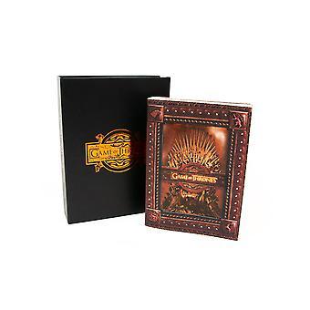 Officielle spil af troner jern tronen lille notesbog / Journal