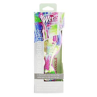 Wet Brush Pro Mini Detangler Bright Future - # Roze 1pc