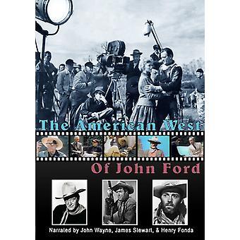 Amerikaanse westen van John Ford [DVD] USA import
