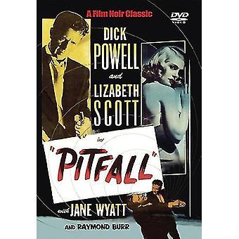 Pitfall (1948) [DVD] USA import