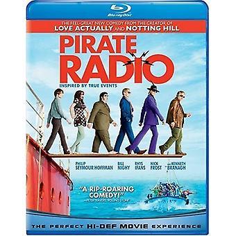 Pirate Radio [Blu-ray] USA import