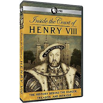 Inside the Court of Henry VIII [DVD] USA import