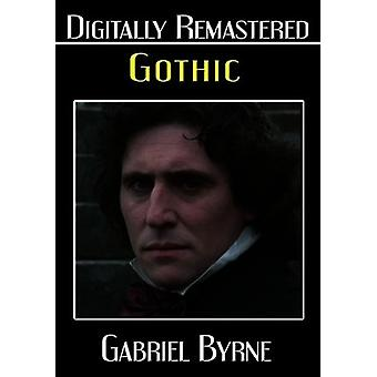 Gothic [DVD] USA import