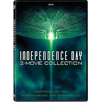 Independence Day 2-Movie Collection [DVD] USA import