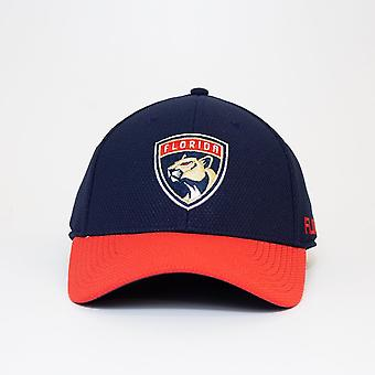Adidas Nhl Florida Panthers Coach Flex Cap