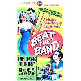 Beat the Band (1947) [DVD] USA import