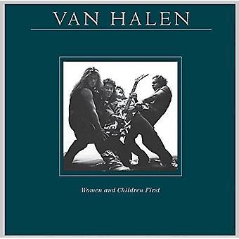 Van Halen - Women and Children First (Remastered) [CD] USA import