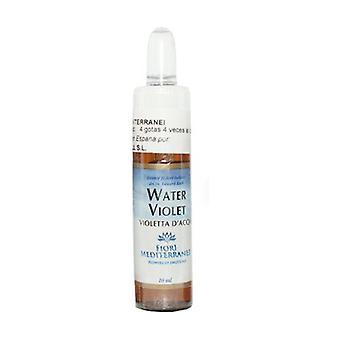 FM Water Violet (Violeta de Agua) 10 ml de elixir floral
