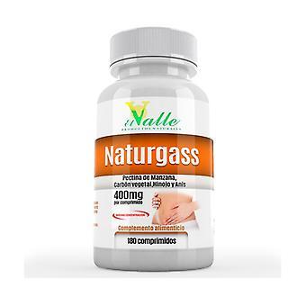 Naturgass 180 tablets