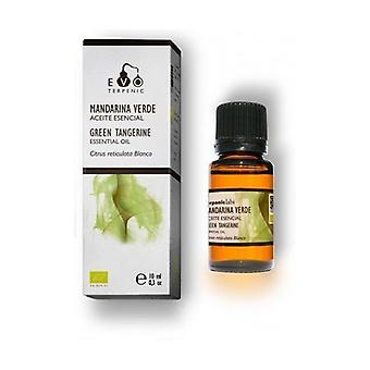 Organic Green Tangerine Essential Oil 10 ml of essential oil