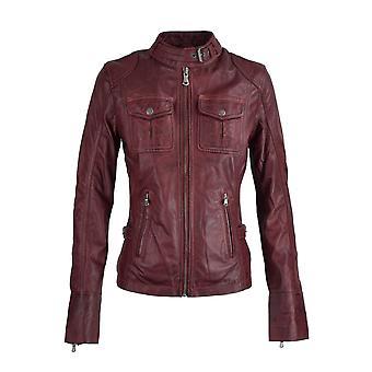 Women's leather jacket Adriana